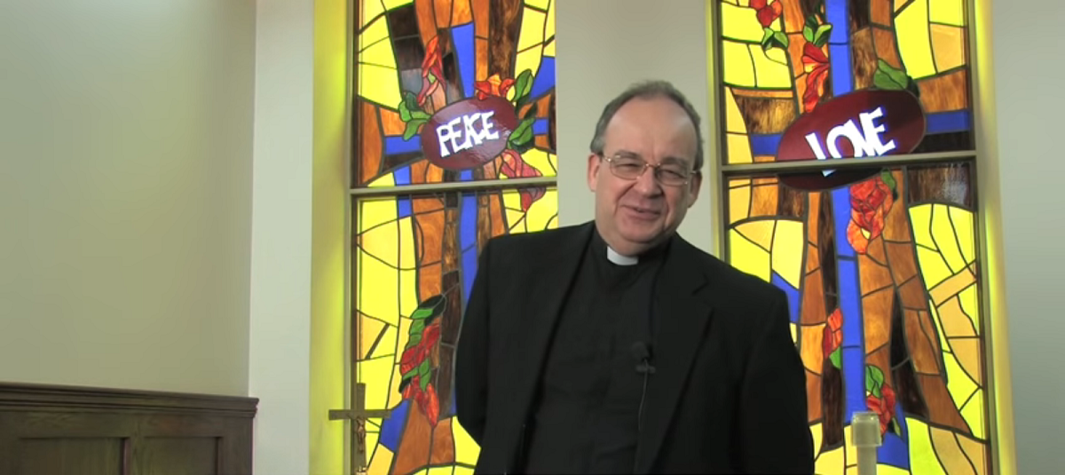 Fr. Martin's 40th Anniversary of Ordination