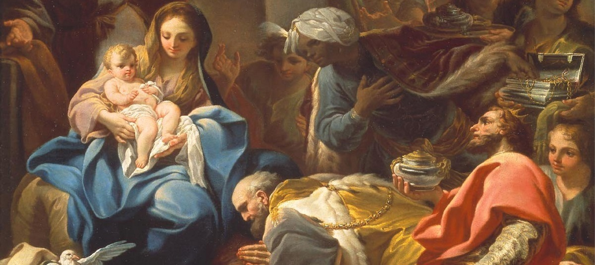 Sunday Homily, Solemnity of the Epiphany, January 3, 2021