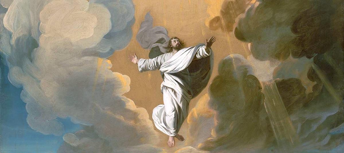 The Ascension of the Lord, May 16 at St. Francis Xavier Parish