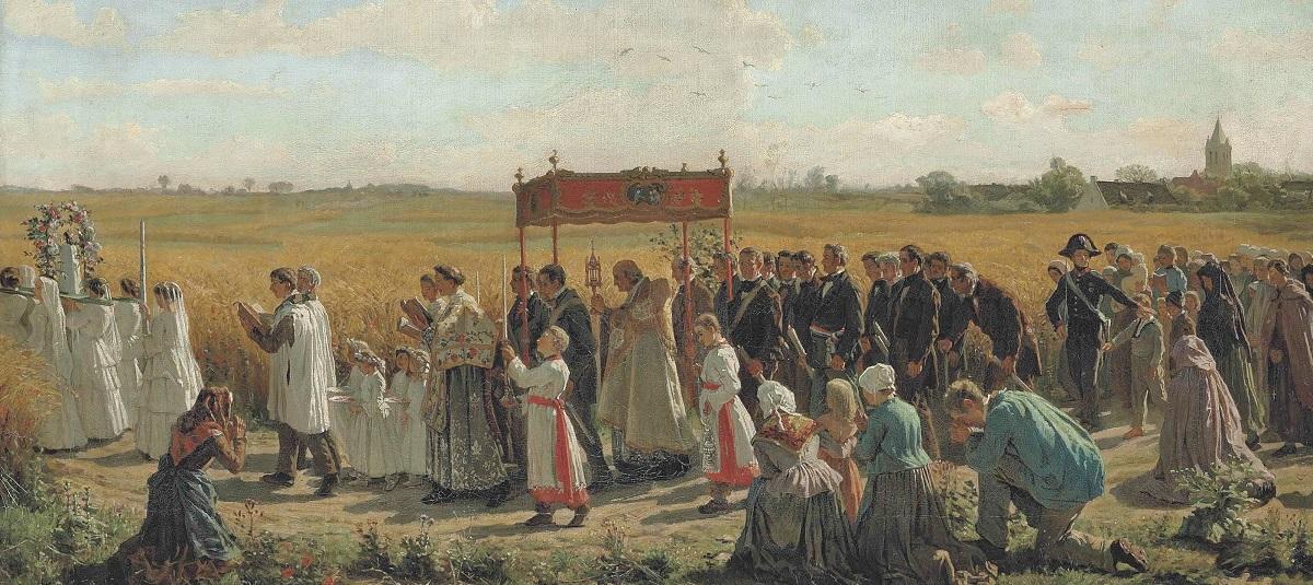 Corpus Christi Sunday, June 6 at St. Francis Xavier Parish