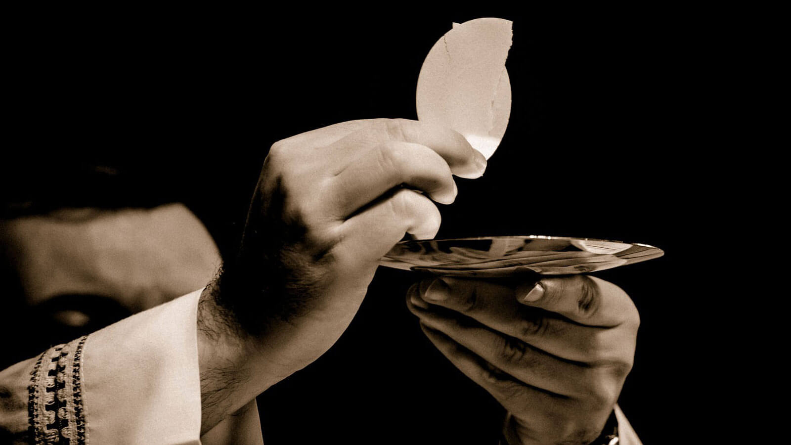 Sacrament of Holy Eucharist
