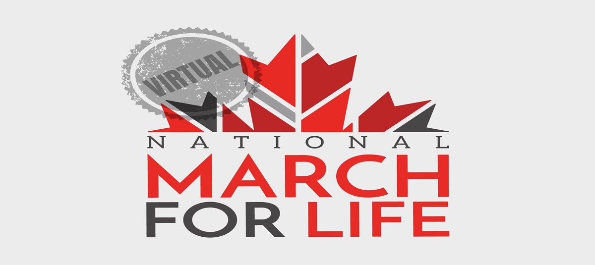 Virtual National March for Life, May 10-15, 2020