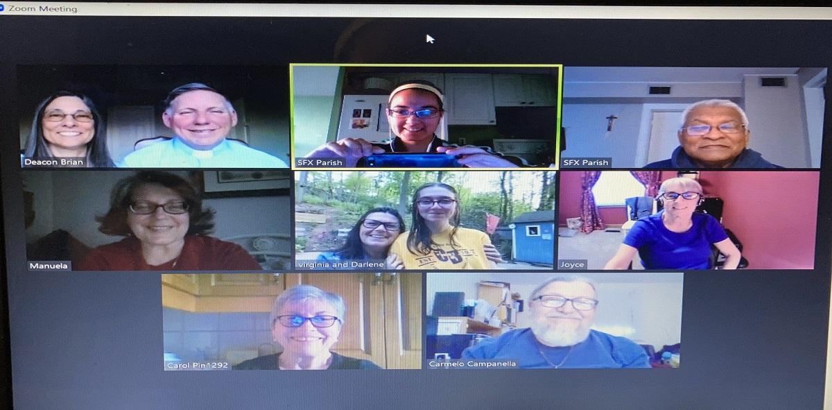 Online Gatherings – Week of July 25