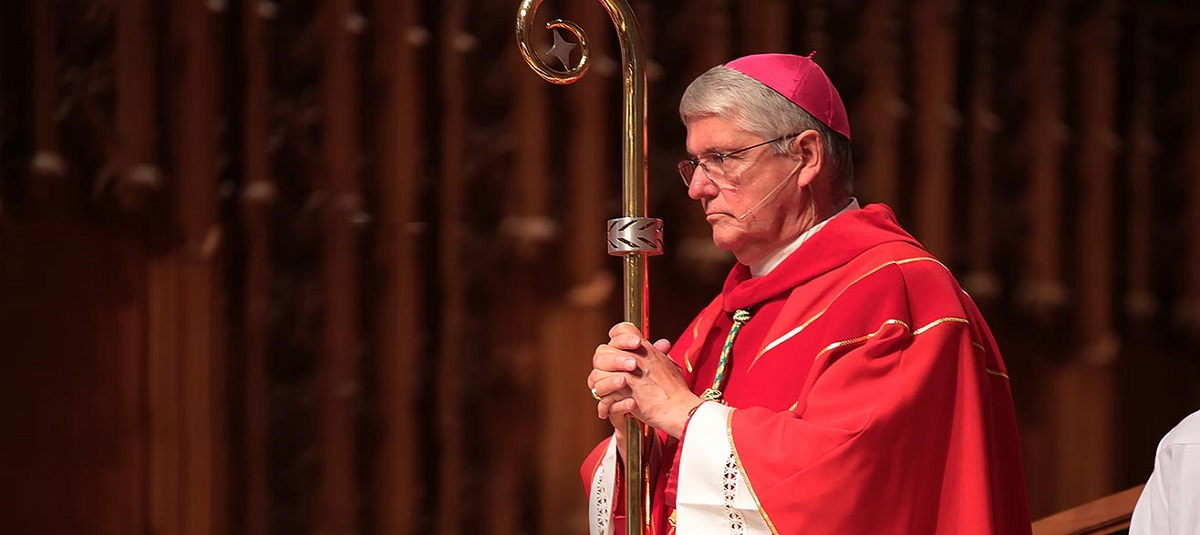 Pastoral Letter from His Excellency, Bishop Crosby to the faithful of the Diocese.