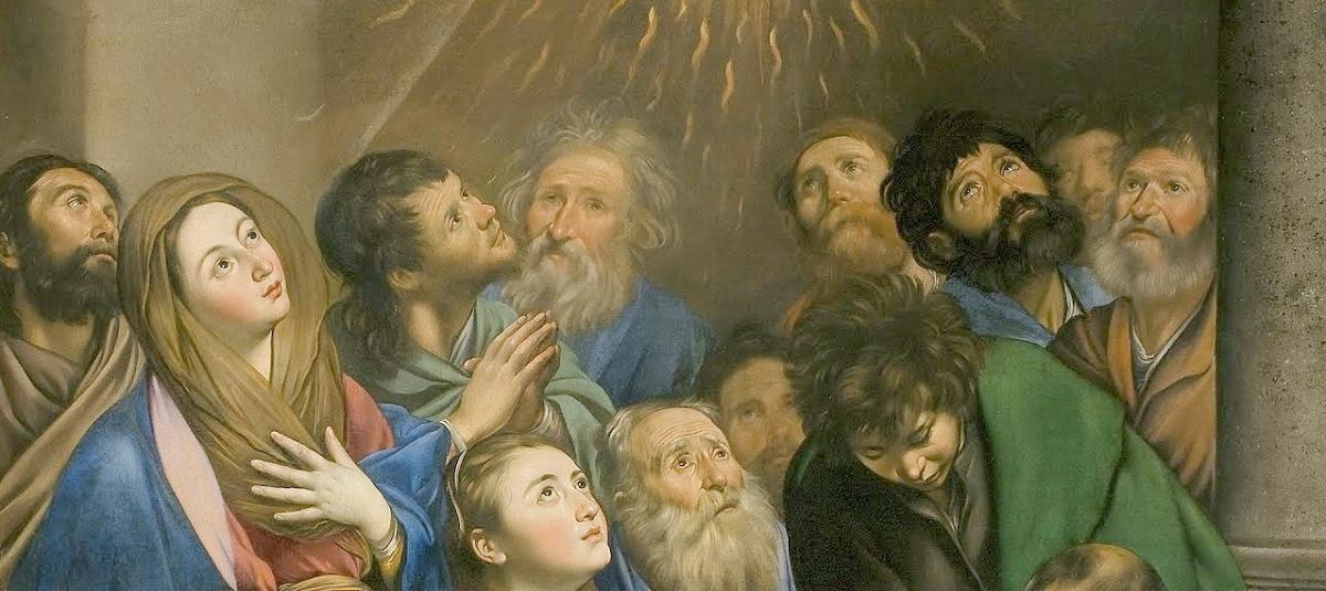 Pentecost Sunday, May 23 at St. Francis Xavier Parish