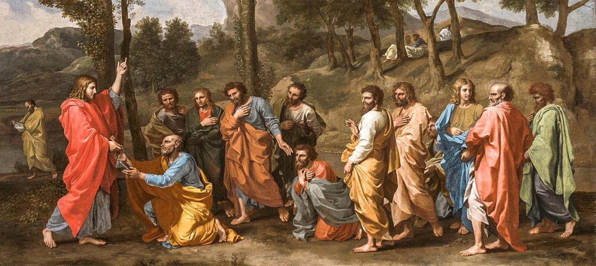 Sixth Sunday of Easter, May 9 at St. Francis Xavier Parish