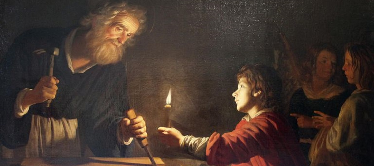 St. Joseph, the Worker (May 1)