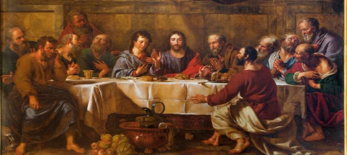 Holy Thursday Homily – April 9, 2020
