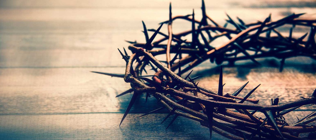 Good Friday Homily – April 10, 2020