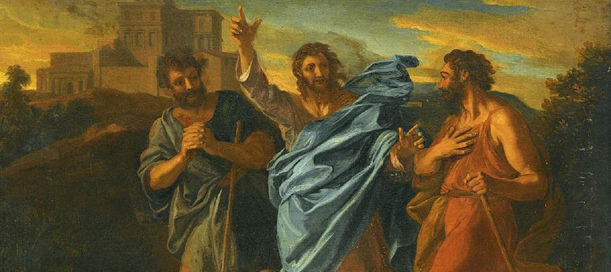 Third Sunday of Easter, April 18 at St. Francis Xavier Parish