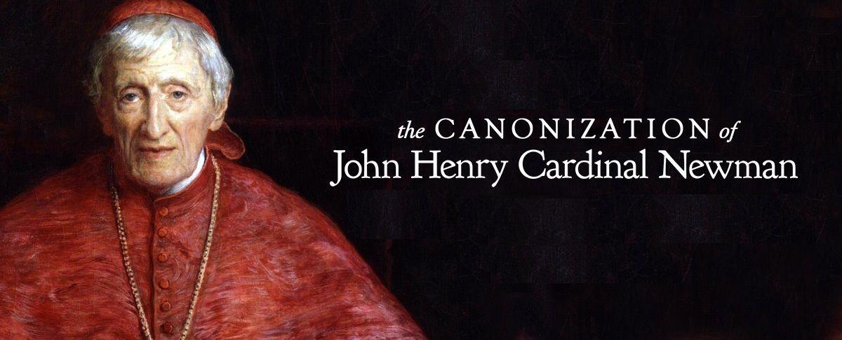 Canonization of John Henry Cardinal Newman
